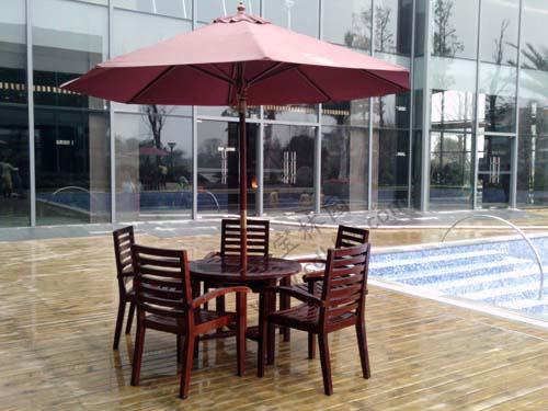 BC1-022全木组合椅