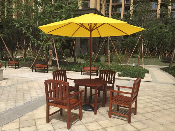 BC1-004全木组合椅