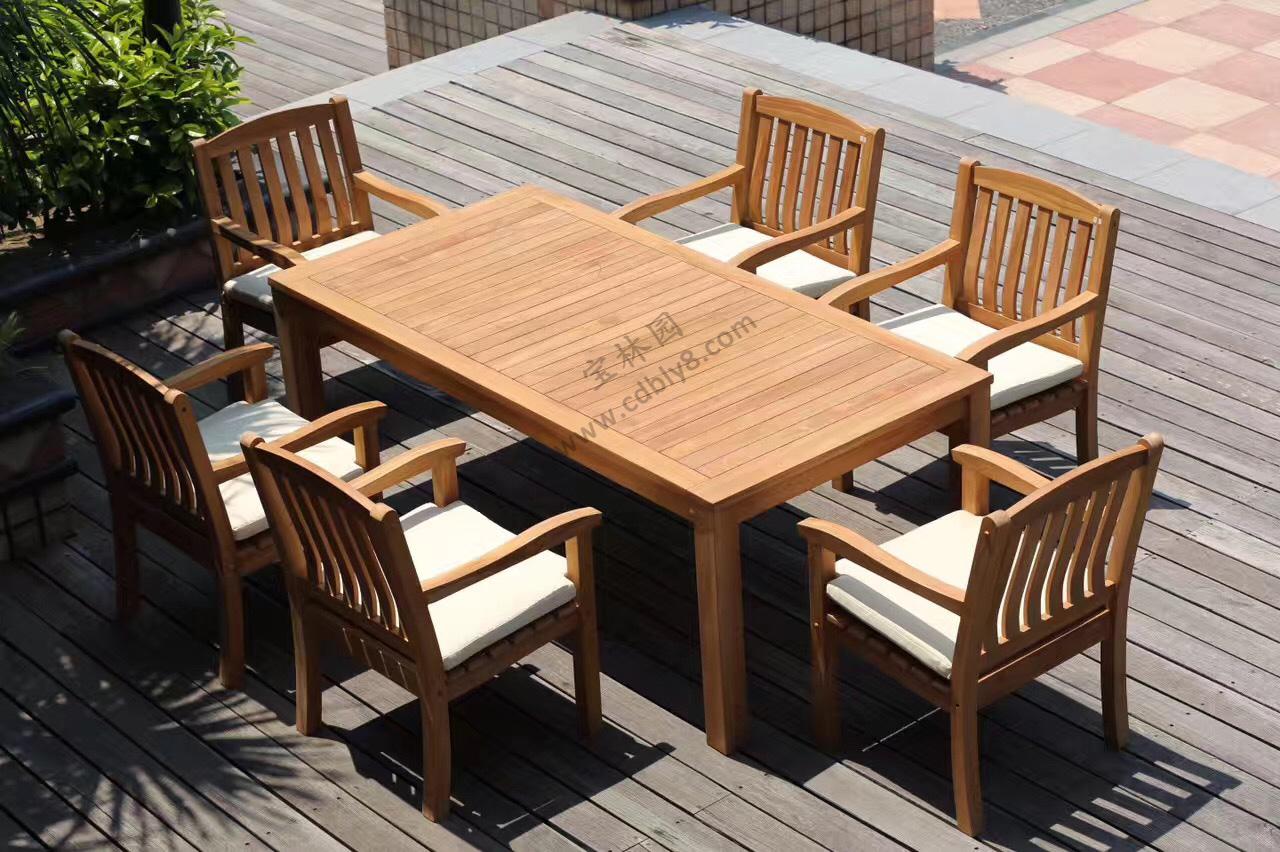 BC1-016全木组合椅