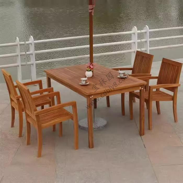 BC1-032全木组合椅