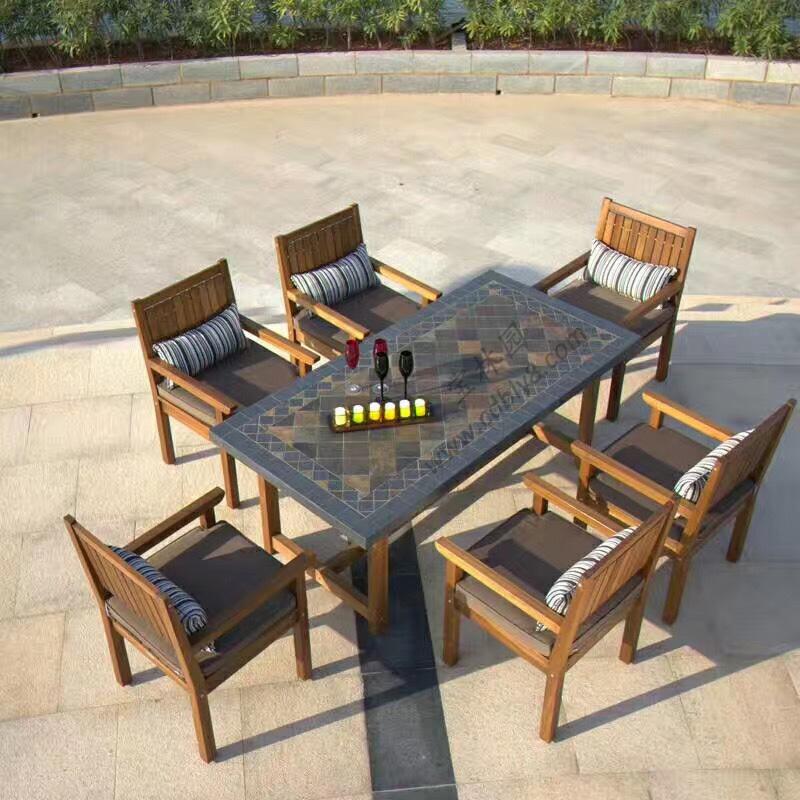 BC1-033全木组合椅
