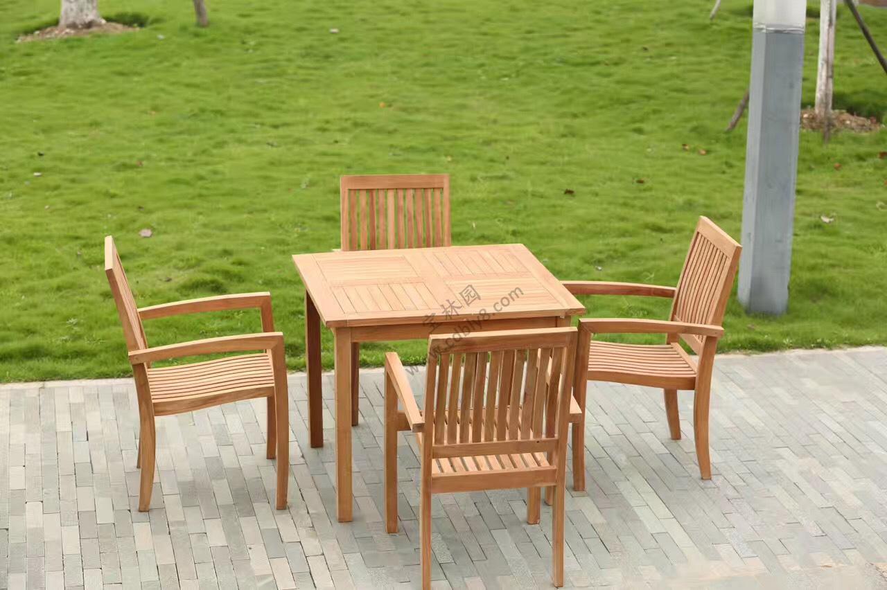 BC1-036全木组合椅
